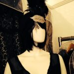 Vintage to Vogue flapper dress headpiece
