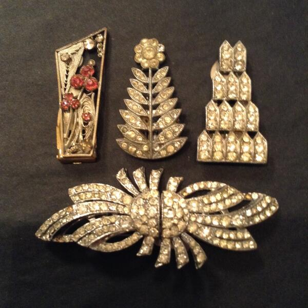 Vintage Jewellery Accessories in Bath